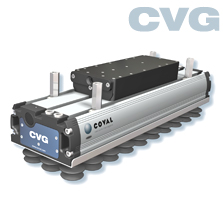 Vacuum grippers CVG COVAL