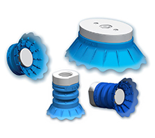 FLOWPACK SUCTION CUPS