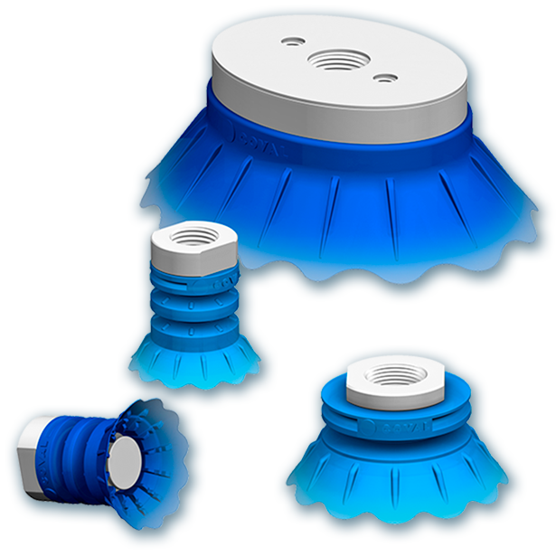 Flowpack suction cups - FPC Series